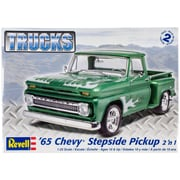 Revell® 2 'n 1 Plastic Model Kit, '65 Chevy Stepside Pickup 1:25