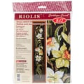 Riolis® 7 3/4in. x 36 1/4in. Counted Cross Stitch Kit, Daffodils