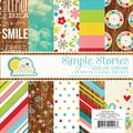 Simple Stories™ 6in. x 6in. Paper Pads