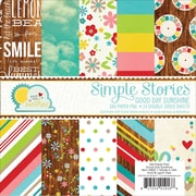 Simple Stories™ 6 x 6 Paper Pad, Good Day Sunshine