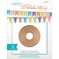 Spellbinders® Celebra'tions 4in. Cutting Die Template, Pierced Circles