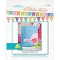 Spellbinders® 4 1/4in. x 5 1/2in. Celebrations Embossing Folder, Fabric Weave
