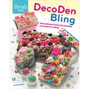"Taunton Press® ""DecoDen Bling: Mini Decorations For Phones & Favorite Things"" Paperback Book"