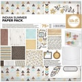 We R Memory Keepers® 12in. x 12in. Paper Pad, Indian Summer