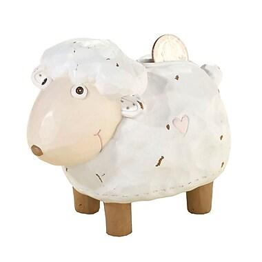 Lillian Rose™ Little Lamb Resin Coin Bank