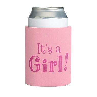 Lillian Rose™ Neoprene It's a Girl Cup Cozy