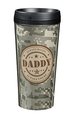 Lillian Rose Plastic Military Daddy Travel Mug 1173784