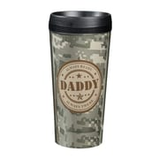 Lillian Rose™ Plastic Military Daddy Travel Mug