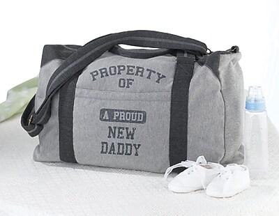 Lillian Rose Sweatshirt Property Of Daddy Diaper Bag 1173781
