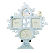 "Lillian Rose™ Baby Collection 9.25"" x 10.25"" First Year Picture Frame, Pink owl"