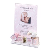 "Lillian Rose™ Baby Collection 4"" x 6"" ""Mommy & Me"" Photo Frame, Little Lamb"