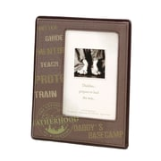 Lillian Rose™ Baby Collection 6 3/4 x 8 3/8 Outdoor Daddy Picture Frame