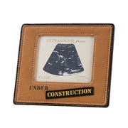 """Lillian Rose™ Baby Collection 6 1/2"""" x 5 1/2"""" Under Construction Ultrasound Frame"""