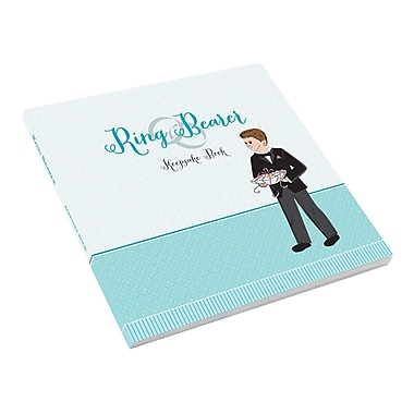 Lillian Rose™ Ring Bearer Keepsake Board Book