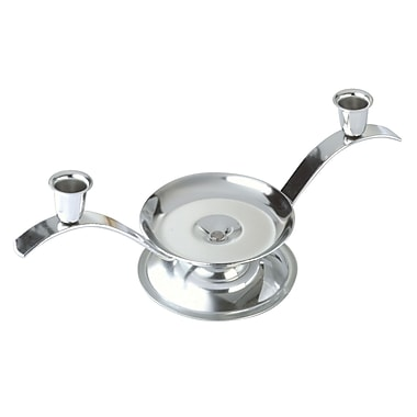 Lillian Rose™ 3 In 1 Silver Candle Holder
