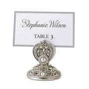 Lillian Rose™ Regal Elegance Jeweled Place Card Holder, 4/Set
