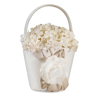Lillian Rose™ Rose Flower Girl Baskets