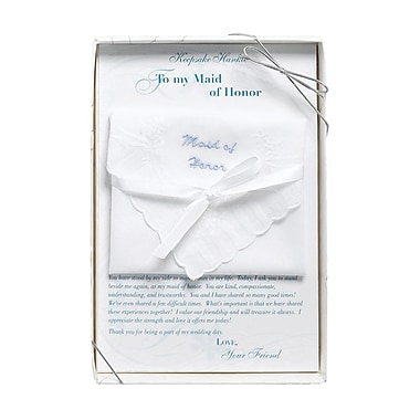 Lillian Rose™ Maid of Honor Hankie