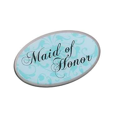 Lillian Rose™ Maid Of Honor Oval Pins