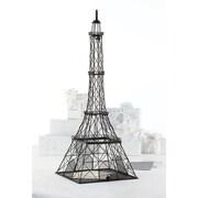 Lillian Rose™ Eiffel Tower Card Box, Rustic Black