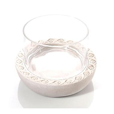 Lillian Rose™ Glass Vase for Signing Stones
