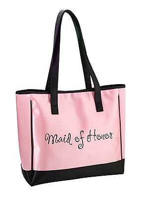 Lillian Rose Maid of Honor Tote Bag, Pink 1173029