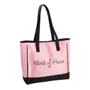 Lillian Rose™ Maid of Honor Tote Bag, Pink