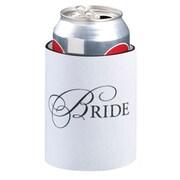 Lillian Rose™ Bride Cup Cozy, White