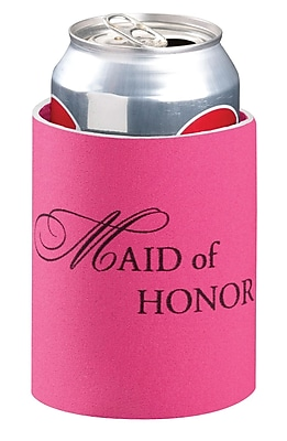 Lillian Rose Maid Of Honor Cup Cozy, Pink 1173016