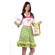 Lillian Rose™ Queen Of Everything Apron, Pink/Green