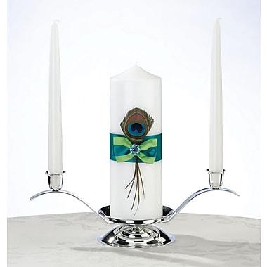 Lillian Rose™ Peacock Candle Set