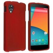 Insten® Case For LG Nexus 5 D820/D821, Red