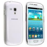 Insten® Snap-In Crystal Case For Samsung Galaxy S3 Mini i8190, Clear Rear