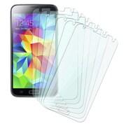Insten® Reusable Screen Protector For Samsung Galaxy S5, 6/Set