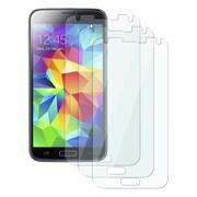 Insten® Reusable Screen Protector For Samsung Galaxy S5, 3/Set