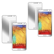 Insten® Mirror Screen Protector For Samsung Galaxy Note 3 N9000, 2/Set