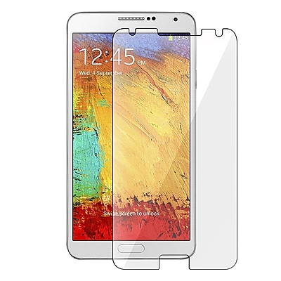 For Samsung Galaxy Note 3 III N9000 Clear Glossy Premium Screen Guard Protector 255581321