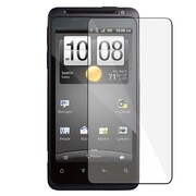 Insten® Reusable Screen Protector For HTC EVO Design 4G