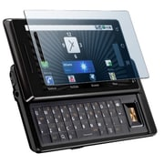 Insten® Reusable Screen Protector For Motorola A855 Droid