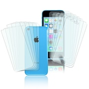 Insten® Front/Back Reusable Screen Protector For Apple iPhone 5C, 6/Set