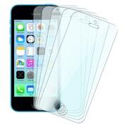 Insten® Reusable Screen Protector For Apple iPhone 5/5S/5C, 5/Set