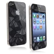 Insten® Front/Back Screen Protector For Apple iPhone 4/4S, 3D Diamond Blink