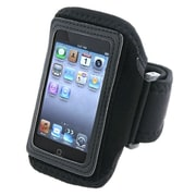 Insten® Deluxe Armband For iPod Touch® 2nd/3rd/4th Gen, Black