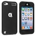 Insten® Hybrid Cases For iPod Touch® 5th Gen