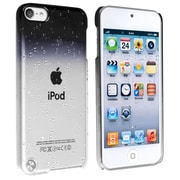 Insten® Snap-In Case For iPod Touch® 5th Gen, Clear Smoke Waterdrop