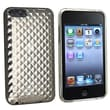 Insten® Skin Case For iPod Touch® 2nd/3rd Gen, Clear Diamond