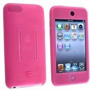 Insten® Skin Case For iPod Touch® 1st/2nd/3rd Gen, Hot Pink