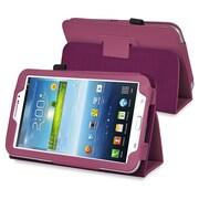 Insten® Stand Case For Samsung Galaxy Tab 3 7.0 P3200/Kids, Purple