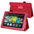 Insten® Stand Case For Amazon Kindle Fire HD 7in. 2013 Edition, Red