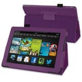 Insten® Stand Case For Amazon Kindle Fire HD 7in. 2013 Edition, Purple